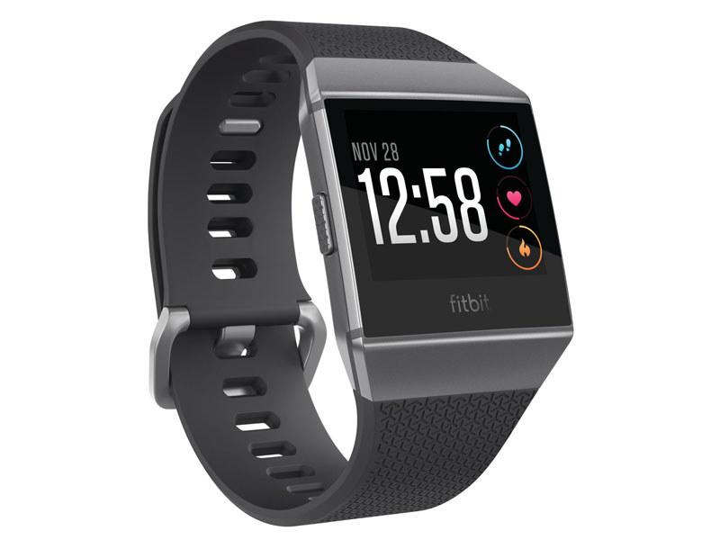 Fitbit Ionic チャコール&グラファイトグレー