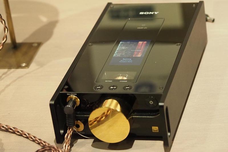 Signatureシリーズのデジタルオーディオプレーヤー「DMP-Z1」
