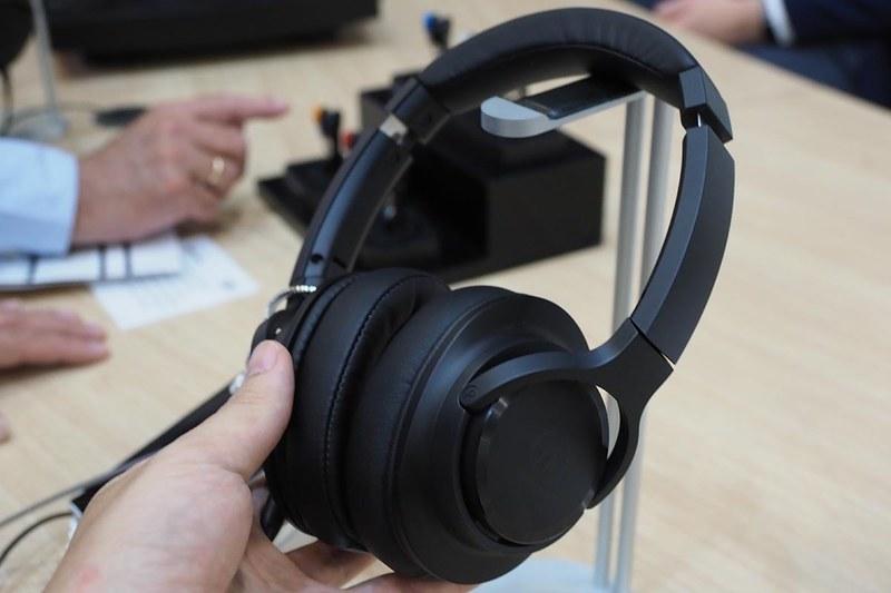 Hi-Fiのエントリーモデルと位置付ける有線ヘッドフォン「ATH-SR50」