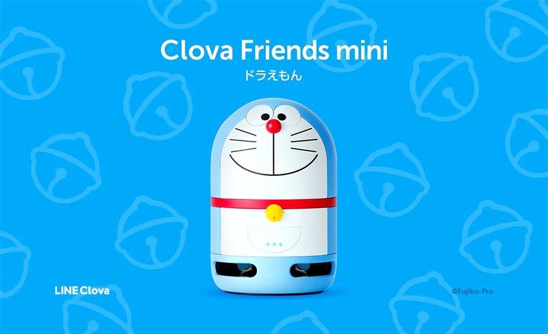 Clova Friends mini(ドラえもん)