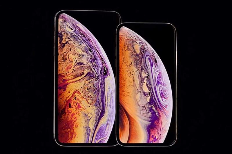 iPhone XS MaxとiPhone XS