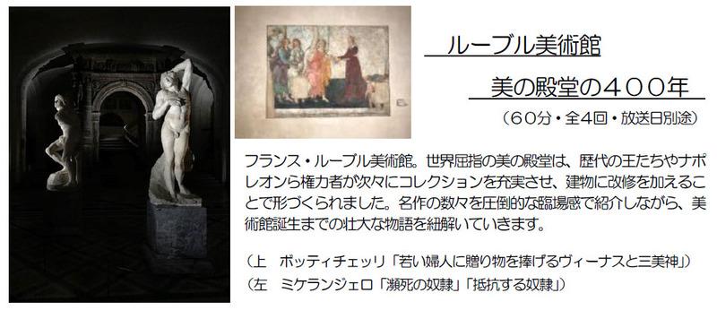 「ルーブル美術館 美の殿堂の400年」
