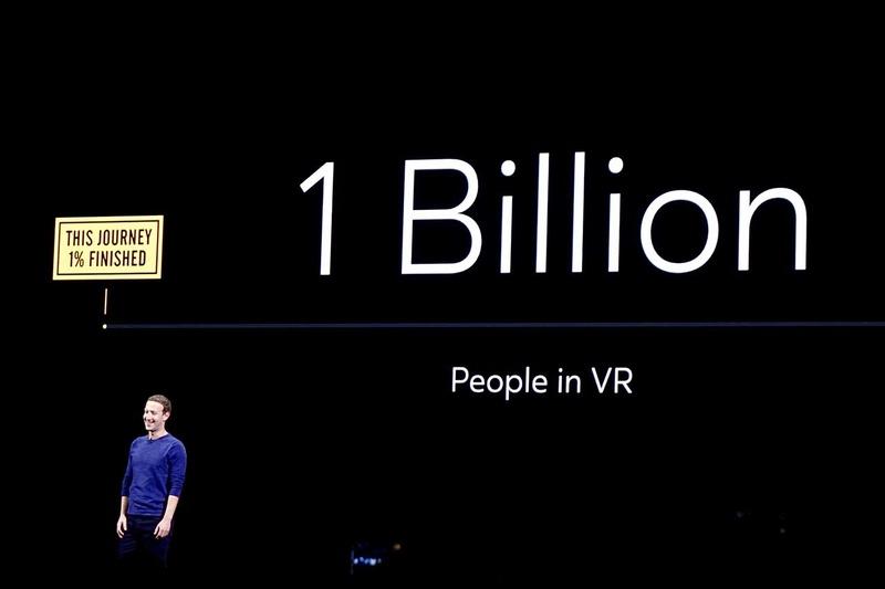 VRを10億人につかってもらう
