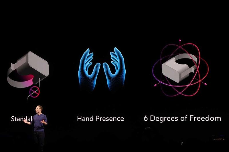 Oculus Questの特徴