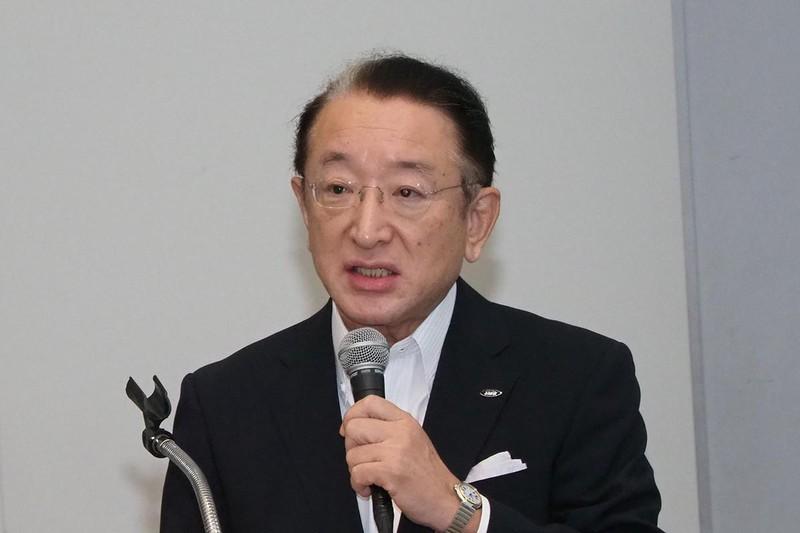 執行役員 8K エコシステム戦略推進室長 西山博一氏