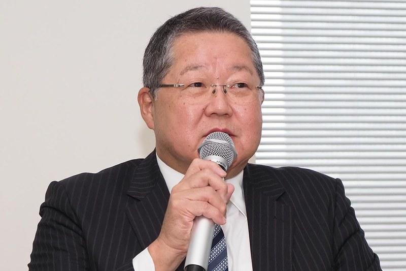 井村公彦社長