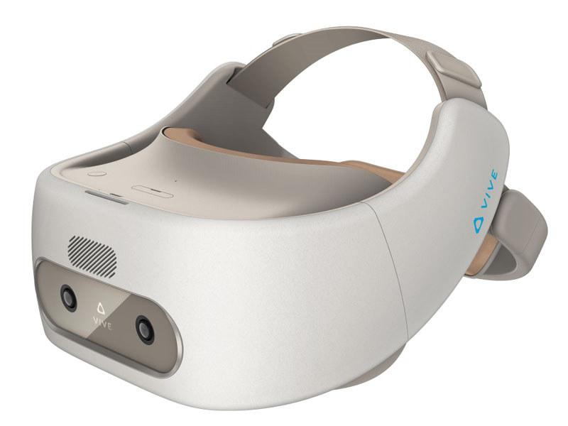HTCのオールインワン型HMD「VIVE FOCUS」
