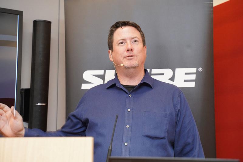 リスニングプロダクトカテゴリーのシニア プロダクト マネジャーであるショーン・サリバン氏