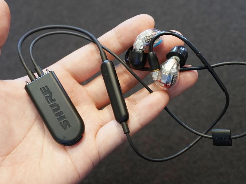 Bluetoothケーブル新モデル「RMCE-BT2」。イヤフォンは付属しない
