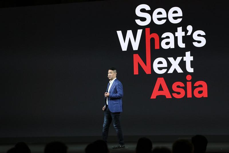 アジア初のイベント「See What's Next: Asia」