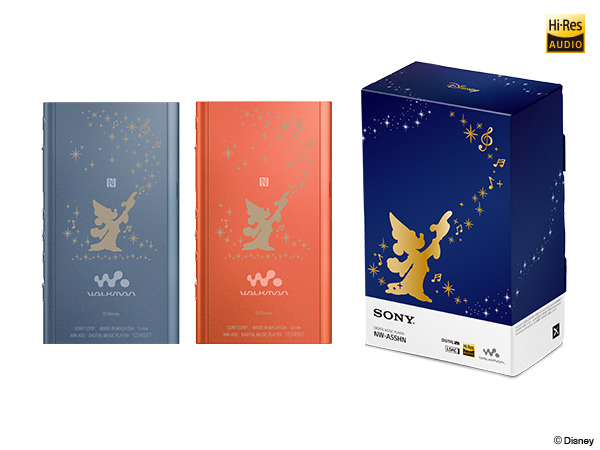 ファンタジアデザインのウォークマンA(16GB)