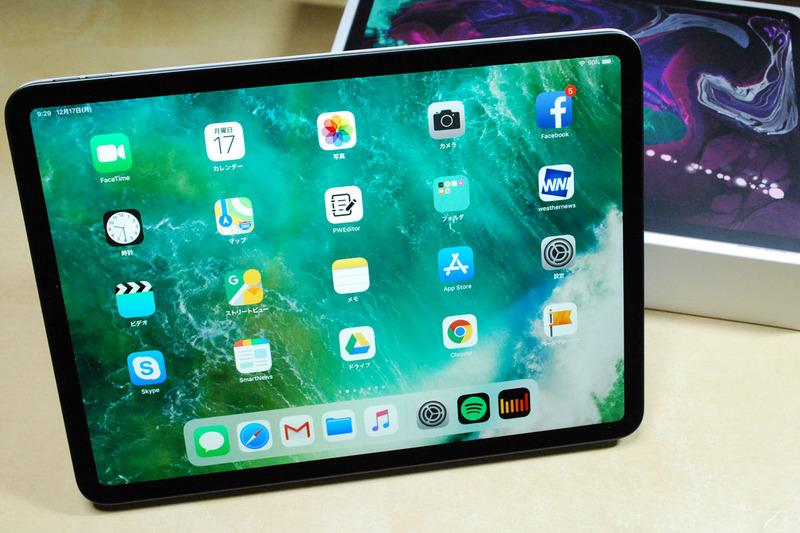 11型のiPad Pro