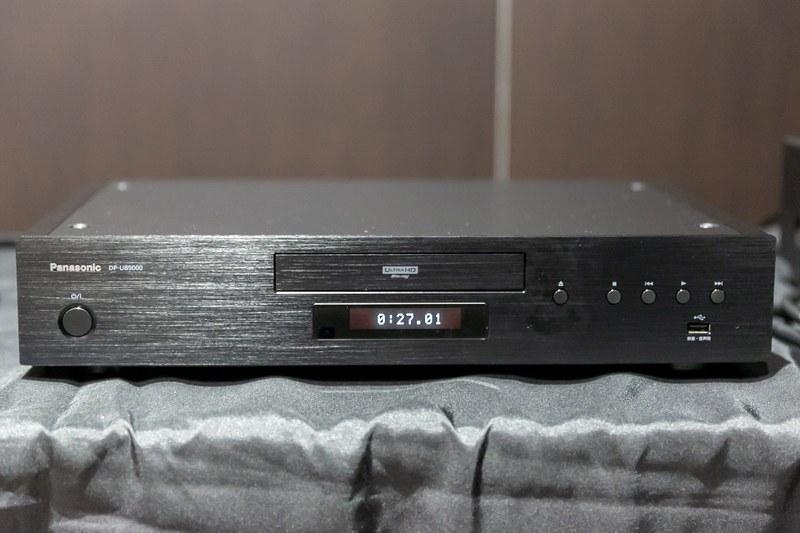 パナソニックUHD BDプレーヤー「DP-UB9000」