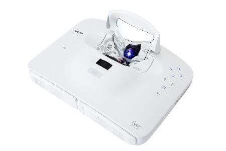 イメージングライトに内蔵している超短焦点プロジェクター「MP-SW51MJ」