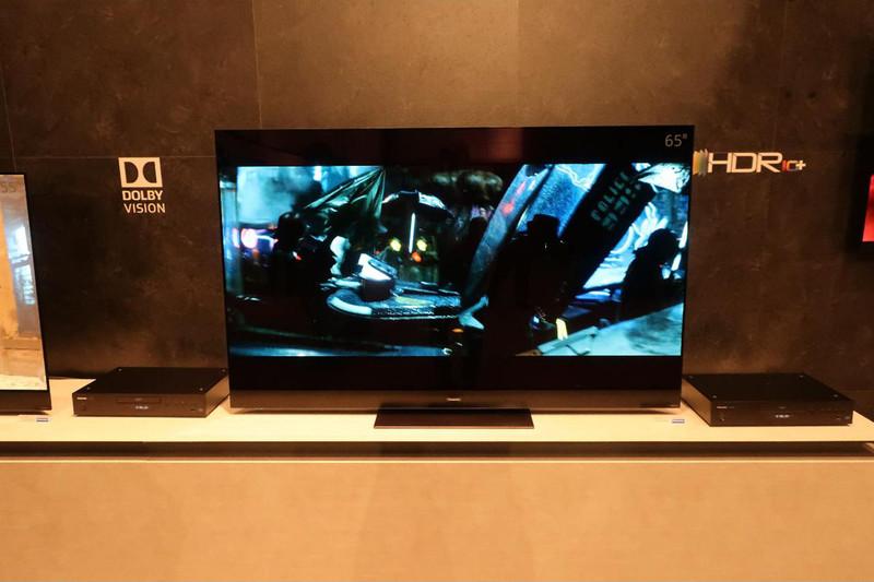 8K戦線に加わらなかったパナソニックは、4K OLEDテレビの新製品「GZ2000」シリーズで勝負
