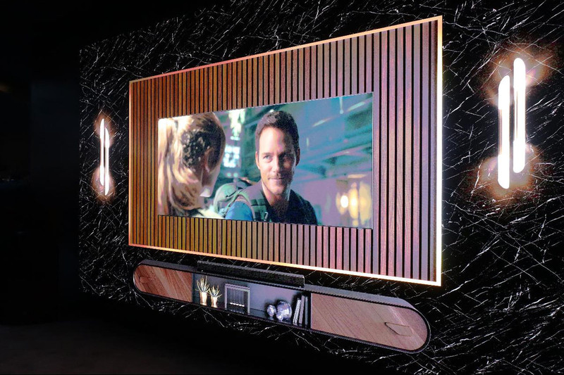 解像度もアスペクト比も自由自在のマイクロLEDテレビならば、21対9のアスペクト比だってお手の物。ユーザーの環境に合わせたオーダーメイドシステムやアップグレードなど、これまでのテレビには無かった選び方の登場が期待される