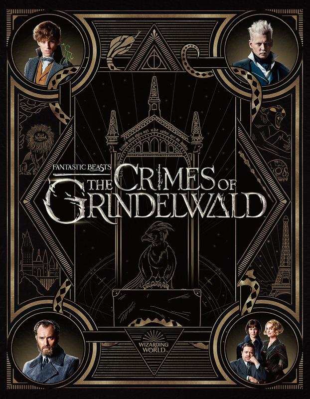"""エクステンデッド版 ブルーレイ プレミアム・エディション<br /><span class=""""fnt-70"""">WIZARDING WORLD and all related characters and elements are trademarks of and (c) Warner Bros. Entertainment Inc. Wizarding World(TM) Publishing Rights (c) J.K. Rowling. (c) 2018 Warner Bros. Entertainment Inc. All rights reserved.</span>"""