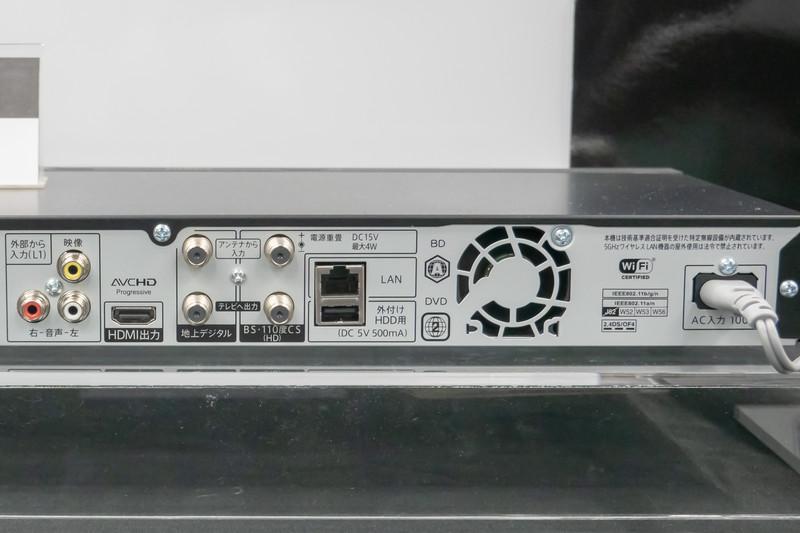 2B-C10BT1の背面