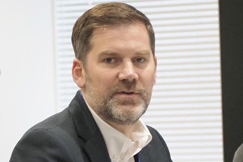 DAZNで日本市場を統括するマーティン・ジョーンズ氏