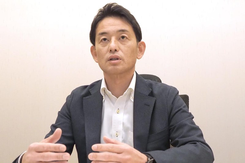 SXSWへの取り組みを紹介した、ソニーのブランド戦略部 統括部長 森繁樹氏