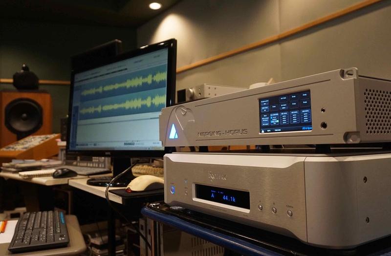ユニバーサル ミュージックの持つアナログマスターテープが武沢茂チーフ・エンジニアのスタジオでDSD化された