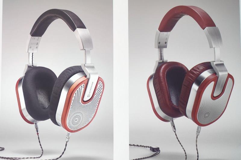 左から開放型の最上位ヘッドフォン「Edition 15」、密閉型モデル「Edition 15 Veritas」