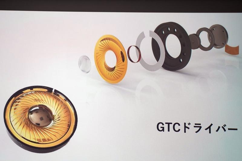 ユニットは「GTC ドライバー」