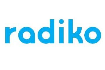 ラジコの新しいロゴは「radiko」に