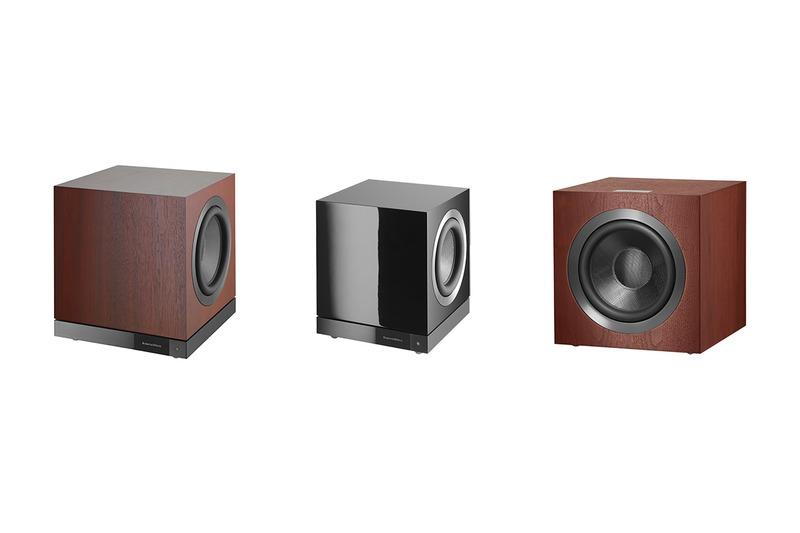 左からDB2D(ローズナット)、DB3D(ピアノ・ブラック)、DB4S(ローズナット)