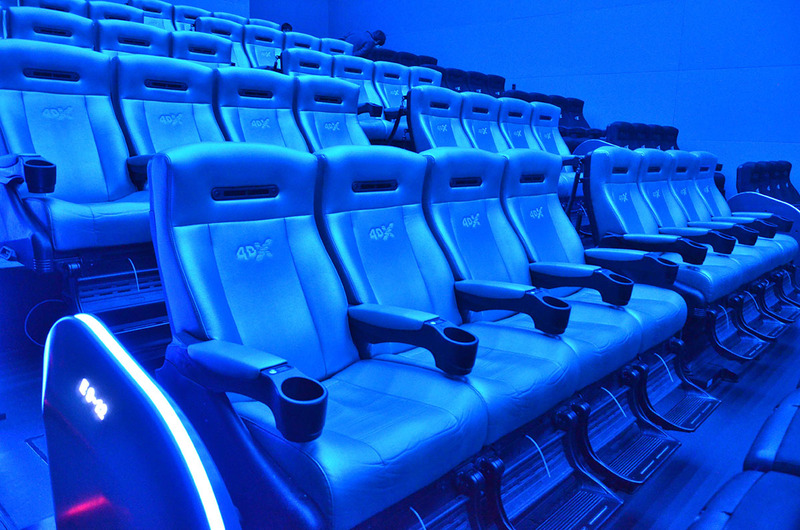 4DX with ScreenXのイメージ