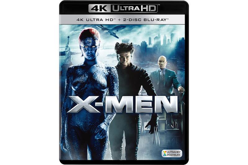 "X-MEN 4K ULTRA HD + 2Dブルーレイ<br /><span class=""fnt-70"">(C)2019 Twentieth Century Fox Home Entertainment LLC. All Rights Reserved.</span>"