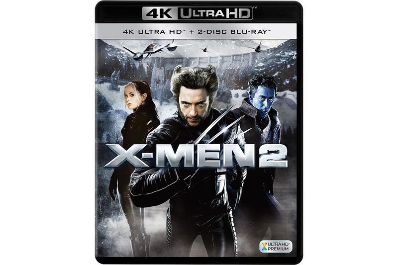 "X-MEN2 4K ULTRA HD + 2Dブルーレイ<br /><span class=""fnt-70"">(C()2017 Summit Entertainment, LLC. All Rights Reserved.</span>"