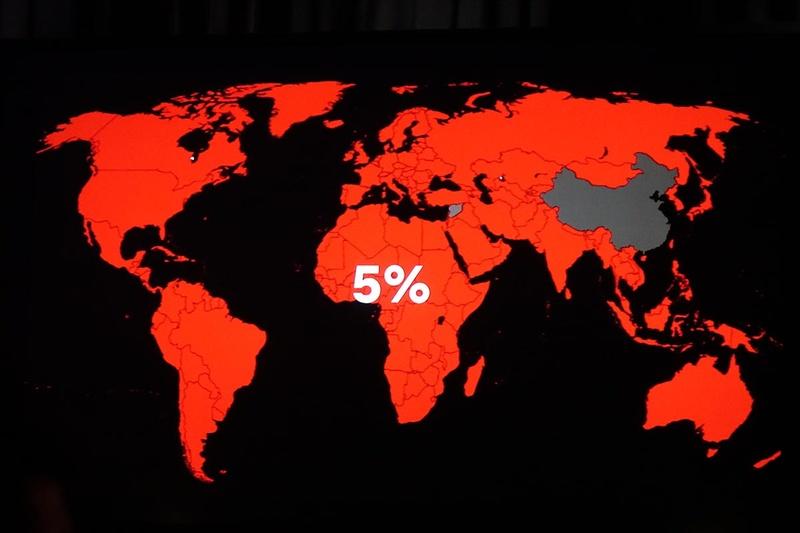 Netflixの世界中の顧客のうち、英語をネイティブな言語としている人々は5%。だから英語からの吹き替えにも、他言語で作られたコンテンツの英語吹き替えにも積極的に対応