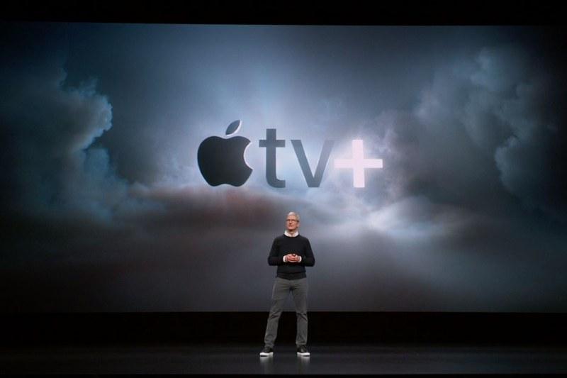 「Apple TV+」