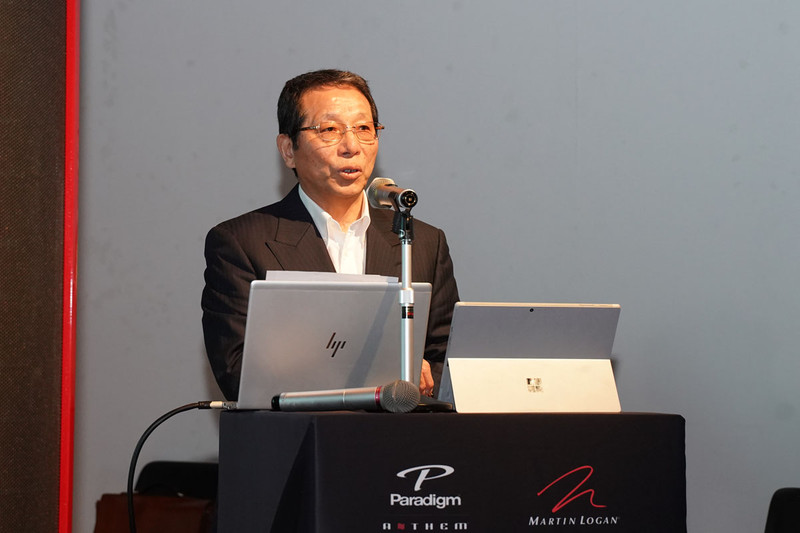PDNの佐藤卓会長