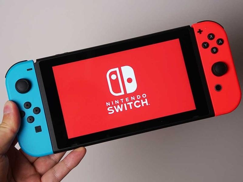 携帯ゲーム機「Nintendo Switch」