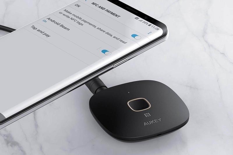 NFCペアリングに対応
