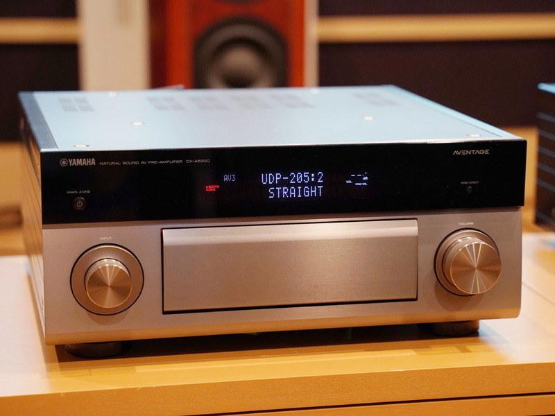 AVプリアンプ「CX-A5200」などがAirPlay 2やeARC対応