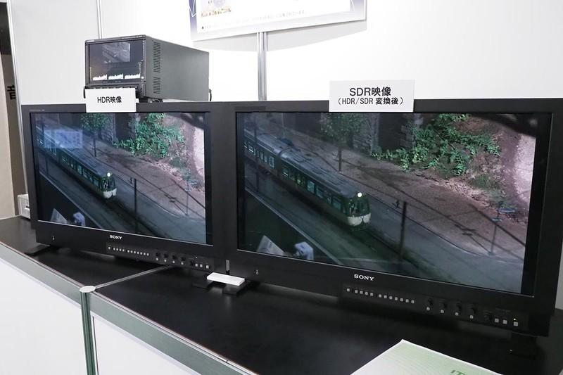HDR/SDR変換にも対応
