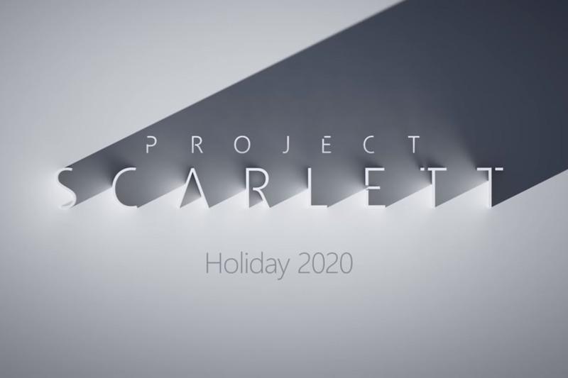 次世代のコンソールゲーム機、コードネーム「Project Scarlett」