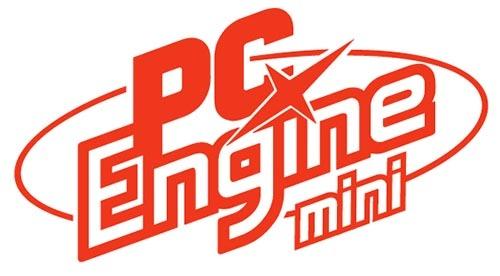 PCエンジンのロゴ