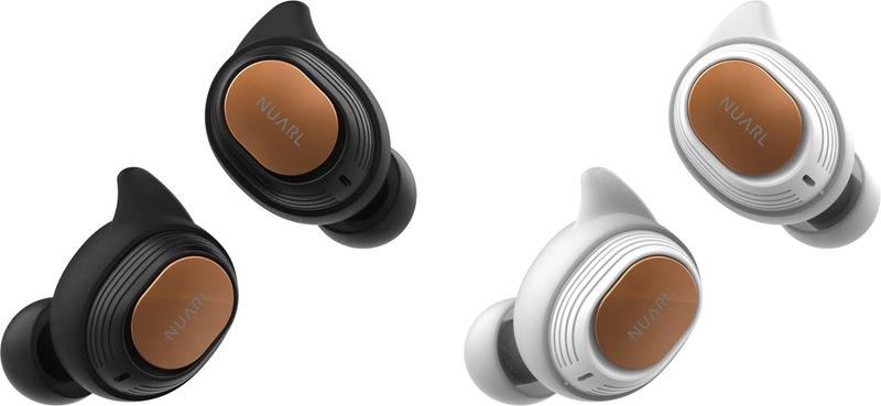 「NT110 WATERPROOF TRUE WIRELESS STEREO EARPHONES」