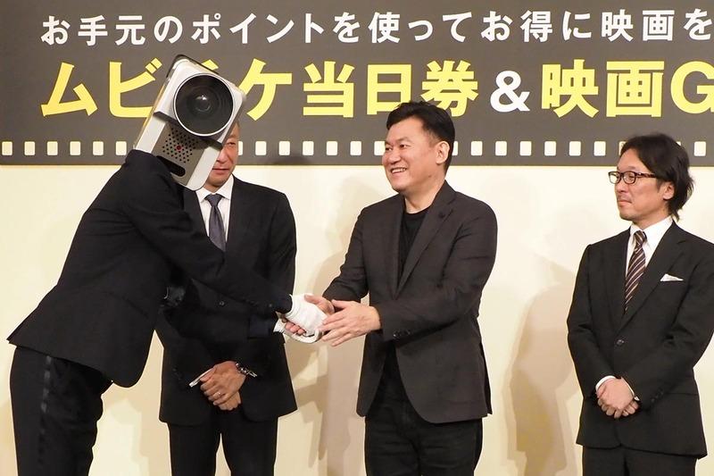"""「ムビチケ当日券&映画GIFT」が7月9日に開始。""""映画泥棒""""のカメラ男も登場"""