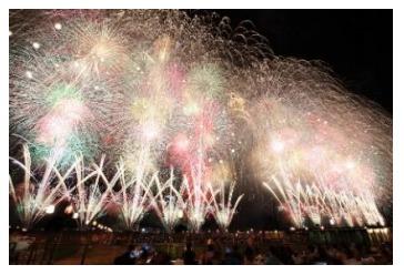 2日の「長岡まつり大花火大会」。BS4K、BSプレミアムでも同時放送