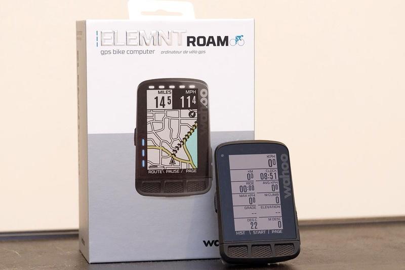 FULGAZ用の投稿データは、アクションカメラとサイクルコンピューター「ELEMNT ROAM」などを組み合わせて実走することで生成できる