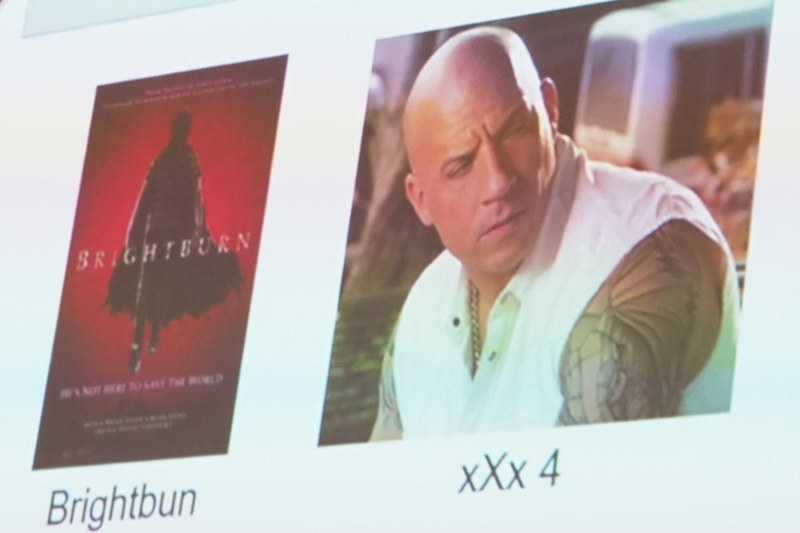 xXx 4などを手掛けるハリウッドのThe H Collectiveと合弁会社を設立して、楽天が映画製作にも本格参入