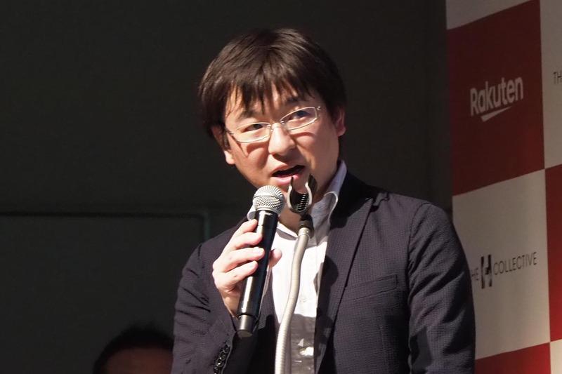 楽天執行役員 グローバルアドディビジョン アドプランニング統括部 ディレクターの紺野俊介氏