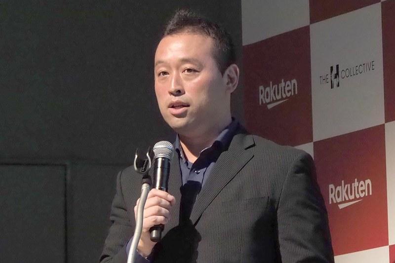グローバルアドディビジョン 広告営業部 ジェネラルマネージャーの中澤亮氏