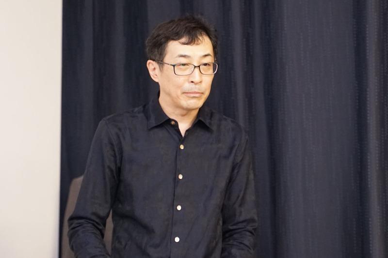 サウンドマネージャー・山内慎一氏