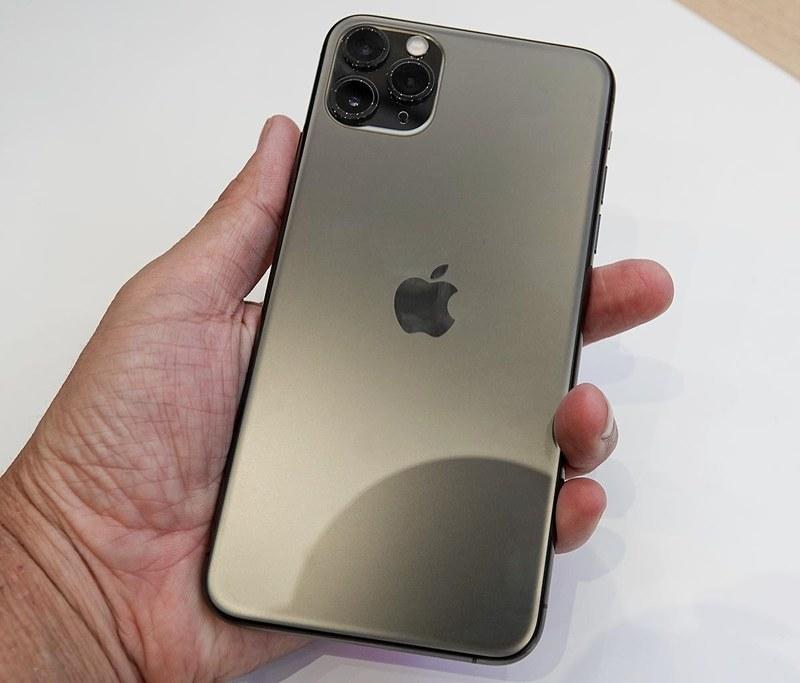 iPhone 11 Pro Max ミッドナイトグリーン
